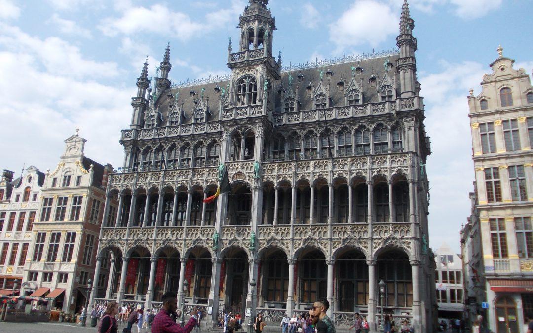 Belgijska podróż…