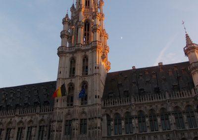 Ratusz w Brukseli