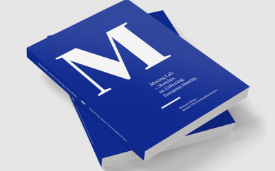 Artbook naukowy: Moving Lab – Sketches on Unboxing European Identity