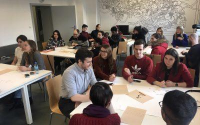 Studenci UO na warsztatach w Europie