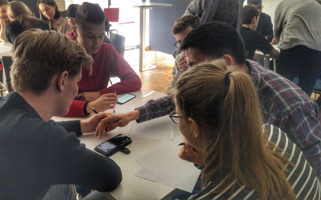 Uczniowie z Europy gośćmi Instytutu Socjologii UO
